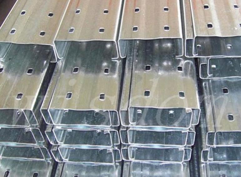呼市热镀锌C型钢