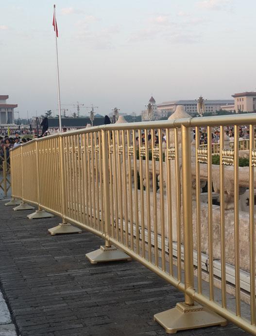 金水桥护栏