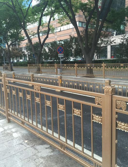 人行步道护栏