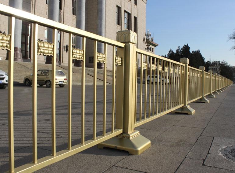 人民大会堂护栏