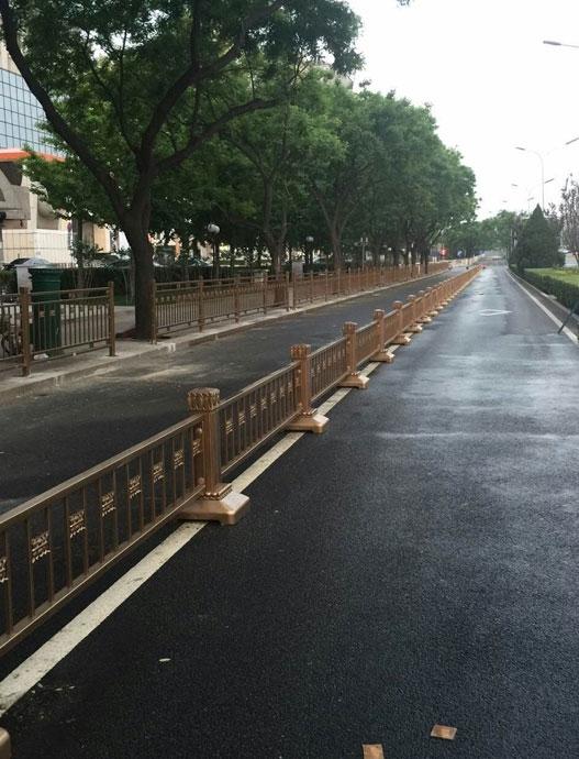 北京机非隔离护栏