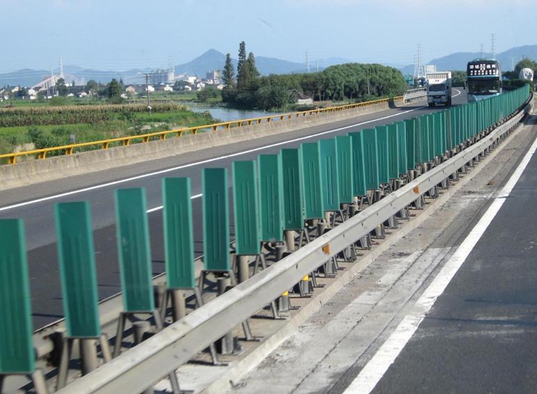 呼市高速公路防眩板